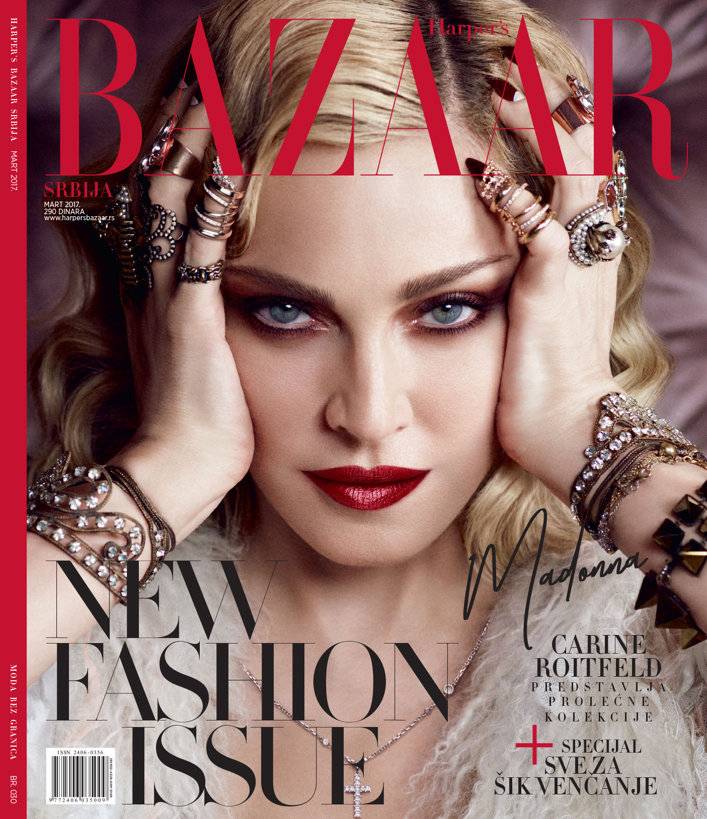Harper's Bazaar – Mart 2017