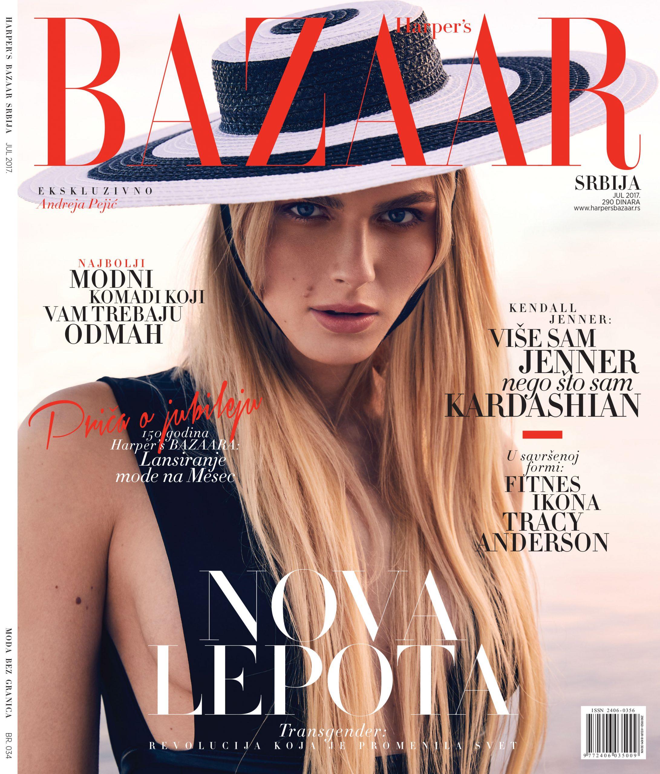 Harper's Bazaar – Juli 2017